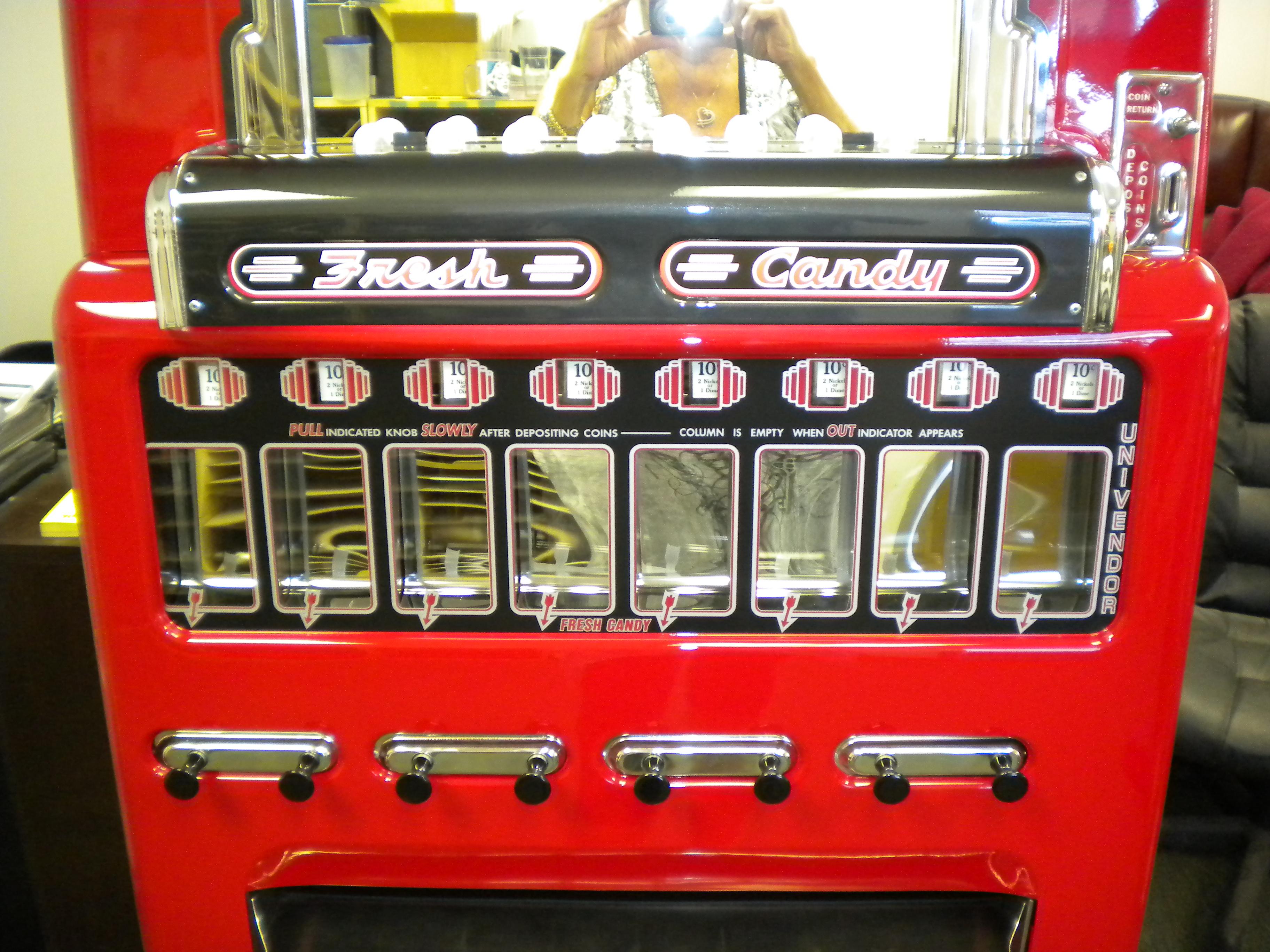 stoner machine