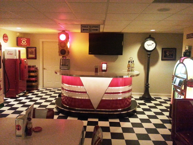 Bruce S Home Bar Mcdonough Ga 187 Bars Amp Booths